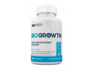 Biogrowth Male Enhancement 60 Capsules Quetta